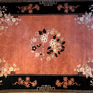 Asian Style Rug
