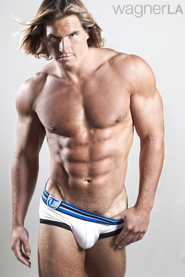 Super Hot Model for Timoteo Swimwear & Underwear
