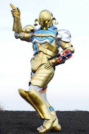 Mundo Tokusatsu: Kyuranger - biografías de personajes