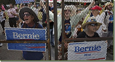 bernie supporters behind the fence_thumb[6]