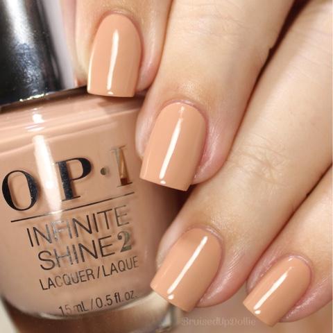 Opi Infinite Shine No Stopping Zone