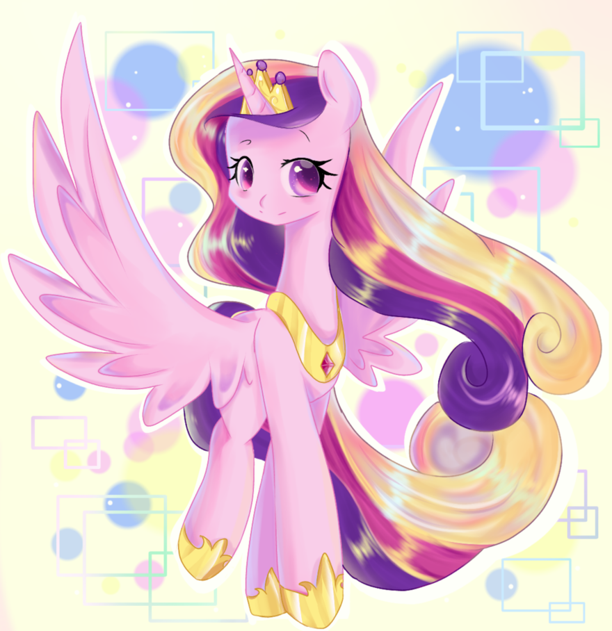 Equestria daily mlp stuff drawfriend stuff pony art gallery 2517 - Pictures of princess cadence ...