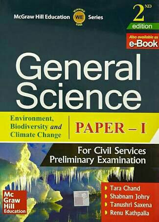 GENERAL SCIENCE FOR UPSC PRELIMS EPUB