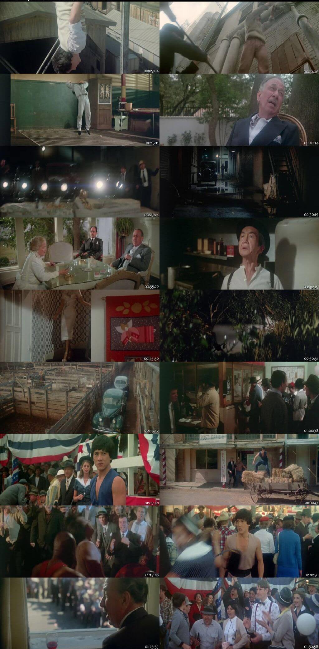 Screen Shot Of Battle Creek Brawl 1980 300MB Full Movie Hindi Dubbed Free Download 480P BRRip Small Size PC Movie