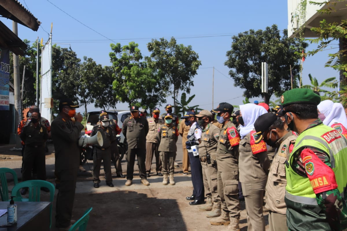 Forkompinda Kabupaten Purwakarta Kian Gencar Menggelar Operasi Yustisi
