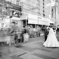 Wedding photographer Zichor Eduard (zichors). Photo of 17.08.2018