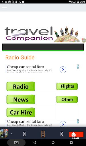 Uk Radio & Live World News  screenshots 1