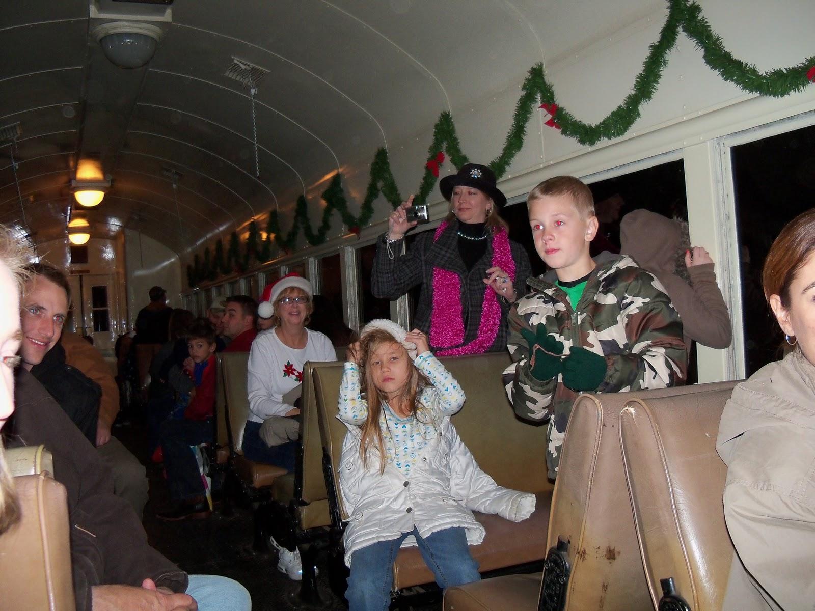 Polar Express Christmas Train 2010 - 100_6342.JPG