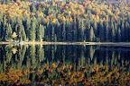 NE CHERCHEZ PAS L'HYDRAVION !?Lac des Mousses, Viry