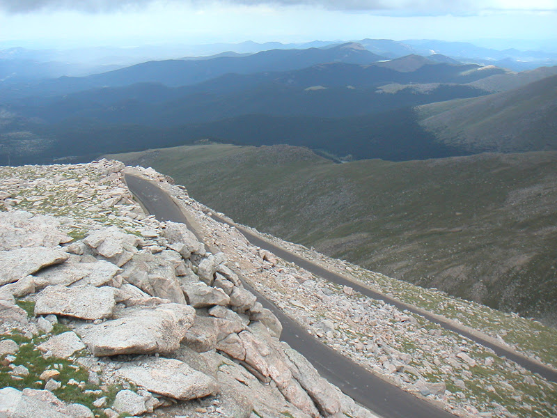 Mount Evans • Switchbacks
