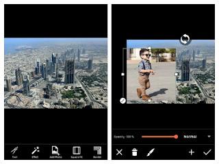 Tutorial Cara Edit Foto Raksasa dengan PicsArt Android Lengkap