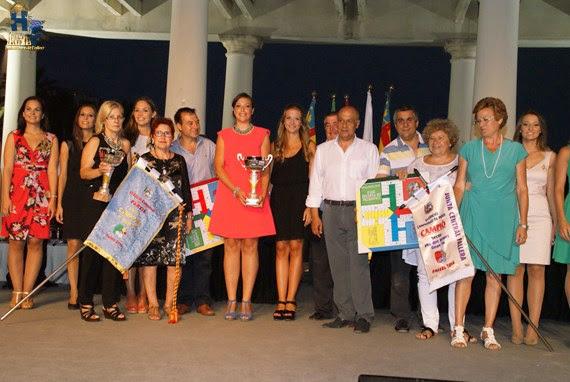 21-7 Las comisiones campeonas de los campeonatos Truc y Parchís recibirán sus trofeos