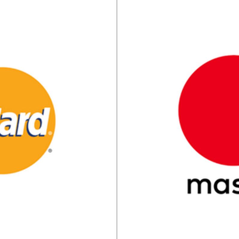 ¿Te gusta el nuevo logotipo de MasterCard?