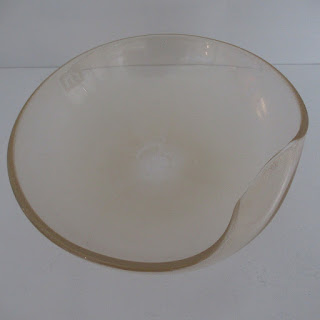 """Tiffany & Co. Elsa Peretti 10.5"""" Thumbprint Bowl"""