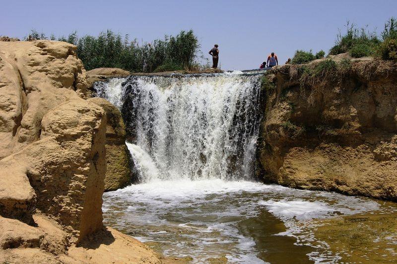 wadi-el-rayan-waterfalls-3