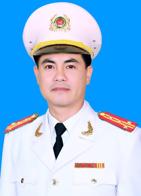 Đồng chí Đại tá, TS Nguyễn Đức Hải, Phó Giám đốc Công an tỉnh