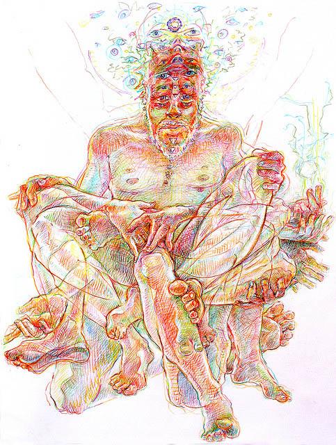 Mark Adams Art, Yoga And Meditation