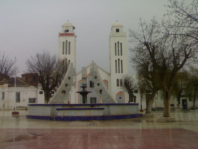 ville d'algérie