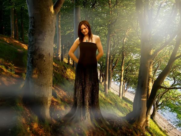 Woodland Goddess, Goddesses