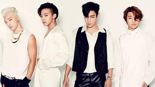 Profil Anggota Big Bang Lengkap dan Terupdate