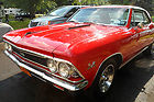 "1966 CHEVROLET CHEVELLE ""SS"" BIG BLOCK 468 CI NO RESERVE  watch video"