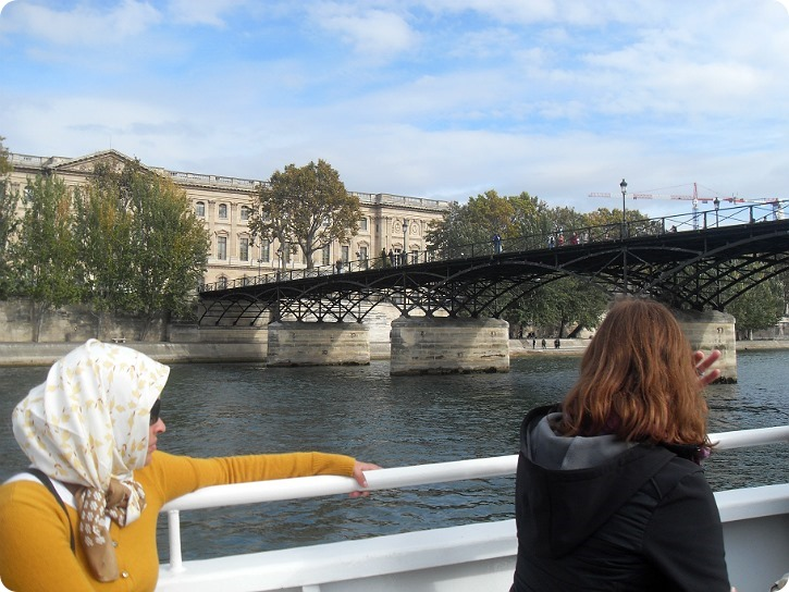 Kanalrundfart - Paris