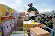Berbagai Klp Usaha di Padang Kirim Rendang Ratusan Kg Untuk Warga Korban Gempa di Sulbar, Rumainur : Belum Semuanya Terkumpul