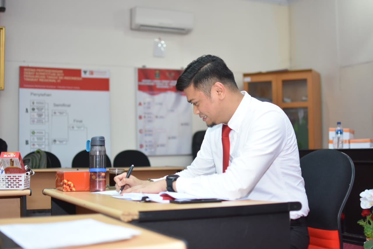 Desertasi Program Doktor Adnan Terkait Pilkada Calon Perseorangan