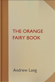 Cover of Andrew Lang's Book The Orange Fairy Book