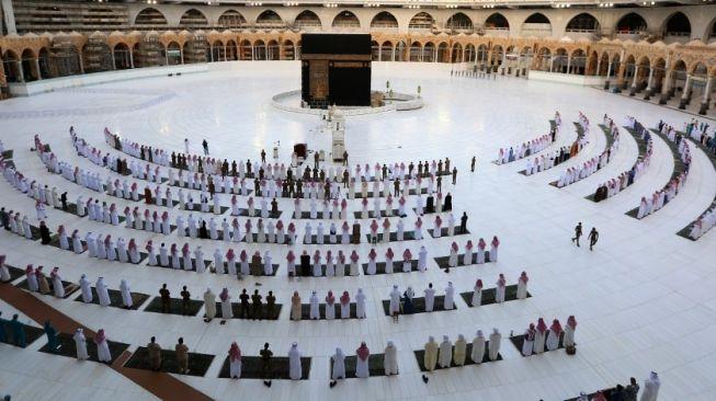327 WNI Dapat Izin Ikut Ibadah Haji, Ternyata Orang yang Menetap di Arab Saudi