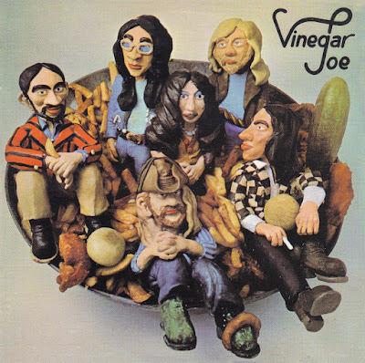Vinegar Joe ~ 1972 ~ Vinegar Joe