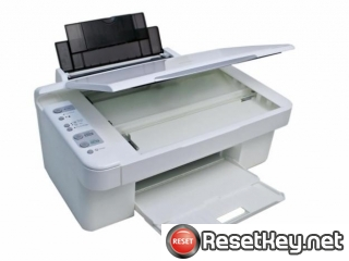 Reset Epson CX2800 Waste Ink Pads Counter overflow problem