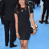 OIC - ENTSIMAGES.COM - Dionne Bromfield at the Entourage - UK film premiere  in London 9th June 2015  Photo Mobis Photos/OIC 0203 174 1069