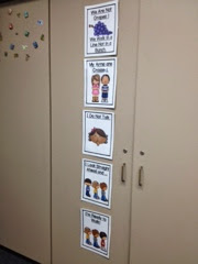 student behavior for kindergarten