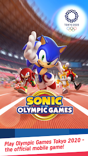 SONIC AT THE OLYMPIC GAMES – TOKYO 2020 Apk Download For Android and Iphone 8