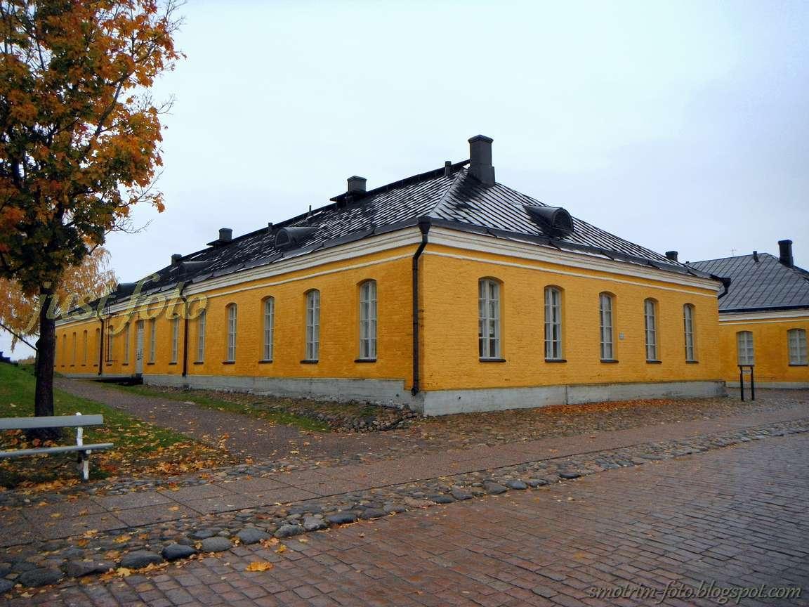 Лаппеенранта музеи внутри крепости Линнойтус фото