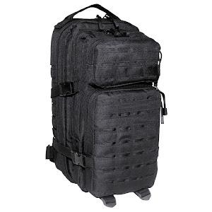 Рюкзак MFH 30335 чорного кольору 30 л