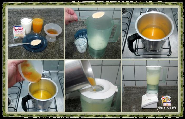 Molho de iogurte 2