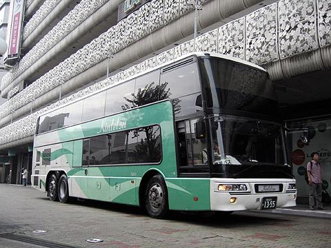 近鉄バス「フォレスト号」 7401