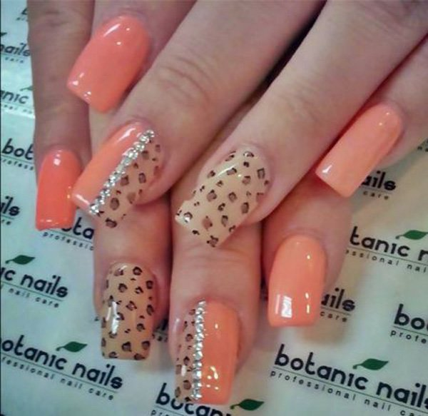 Classic Leopard Print Nail Design For 2017 Styles Art