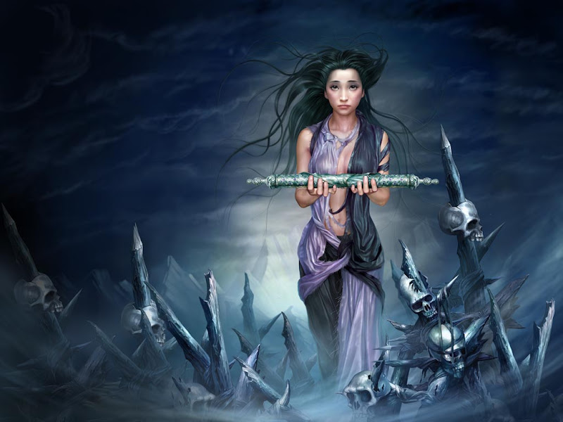 Wizdom Of Mystical Hunter, Fantasy Girls 1