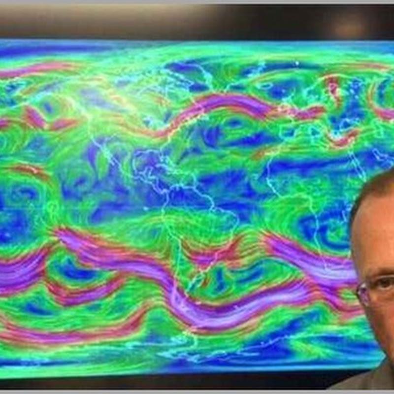 """""""Emergência Climática Global """" corrente de jato do Hemifério Sul está cruzando o equador"""