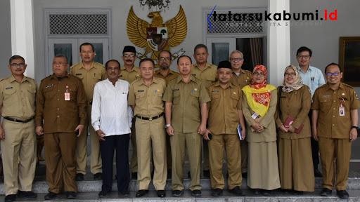 Gandeng Pihak Asing Pemkab Sukabumi Bangun Masjid RSUD Sekarwangi Cibadak