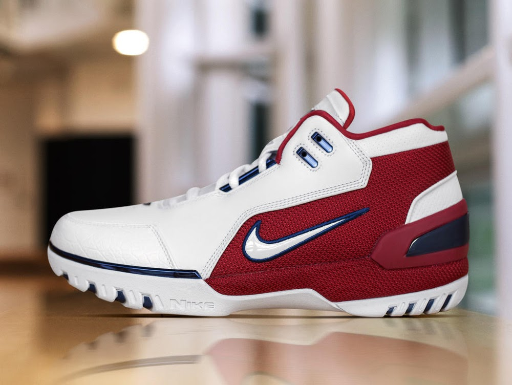 ca02f6b40fef Production of Nike Air Zoom Generation Retro Limited to 1000 Pairs ...