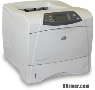 Free download HP LaserJet 4300dtns Printer drivers and install