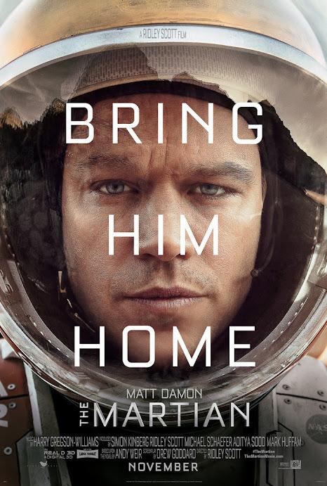 Η Διάσωση (The Martian) Poster