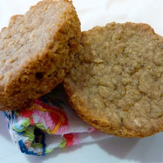Gluten Free Dairy Free Cereal Bar Cookies.