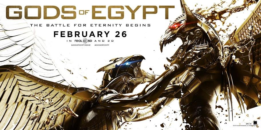 Οι Θεοί της Αιγύπτου (Gods of Egypt) Wallpaper
