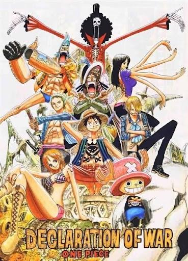 Đảo Hải Tặc - One Piece, Tập 558 , Tập 559