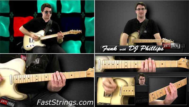 Guitar Lessons - Genre: Funk